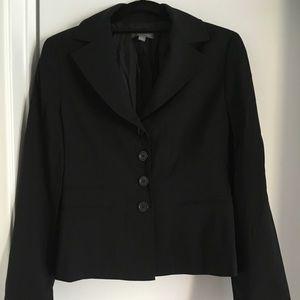 Classic black blazer Ann Taylor